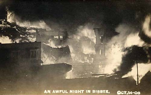 Bisbee Fire of 1908